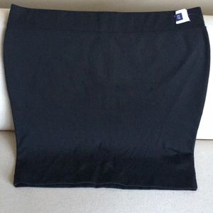 GAP Stretchy Pencil Skirt